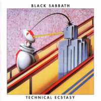 Black Sabbath - Technical Ecstasy - (VGC+ Lyric Insert Inc.)